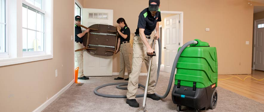 Inglewood, CA residential restoration cleaning